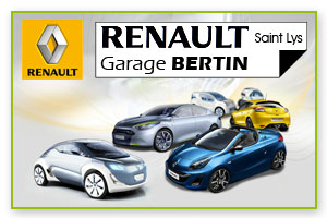 garage renault bertin commer ants et professionnels de saint lys. Black Bedroom Furniture Sets. Home Design Ideas